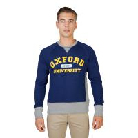 SWEAT-SHIRTS OXFORD-FLEECE-RAGLAN-NAVY HOMME