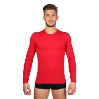 DATCH TEE-SHIRT I7U2030_3M9 ROUGE HOMME